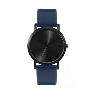 Minimal Watches : Metal Project Vol.02 - Titanium (Blue)