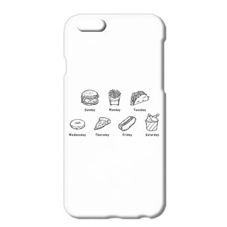 iPhone case / Junk Food Week