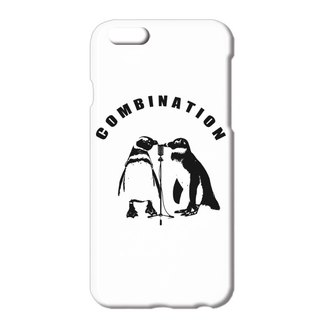 [IPhone case] combination / White