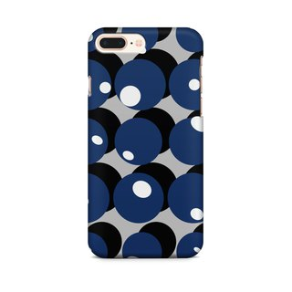 Grey Marbles Phone case