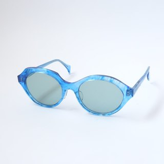 kaku-maru 77(blue sea) eyewear Sunglasses