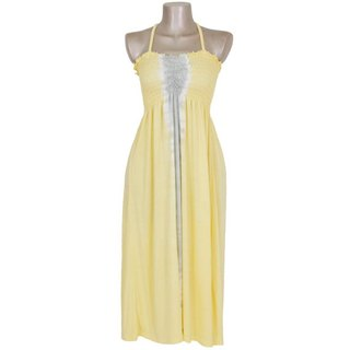 Thai Dai Summer Dress <Yellow>