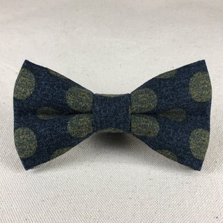 Mr.Tie 手工缝制领结 Hand Made Bow Tie 编号143