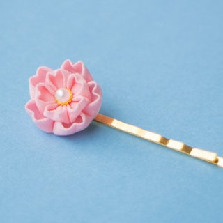 Double cherry blossom hairpin knob