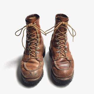 60s Red Wing 诧寂之美猎靴| Red Wing Irish Setter 855 US 8.5EE EUR 4142