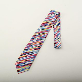 color bars tie multi tie
