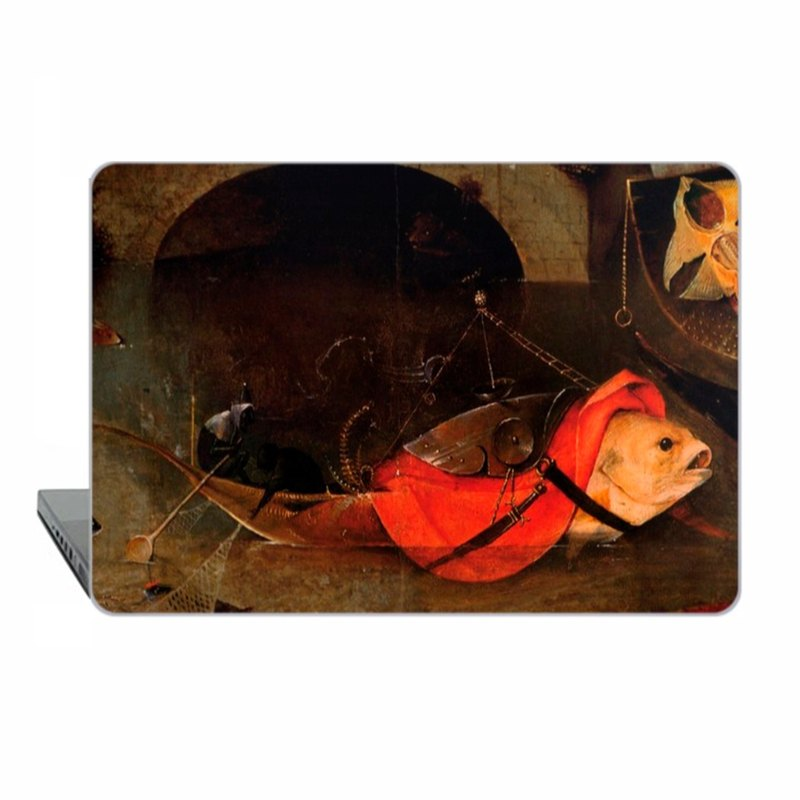 Fantasy MacBook case MacBook Air MacBook Pro Retina MacBook Pro Bosch art  1761