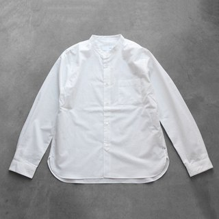 Band color cotton shirt · unisex size 2