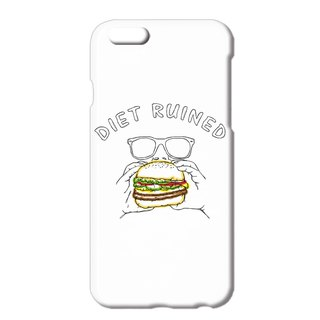 iPhone case / Diet ruined