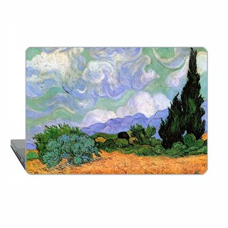 MacBook Air 13 hard case van Gogh art Pro 15 Touch bar case MacBook 12 MacBook Air 11 case MacBook Pro 13 Retina Pro 15 hard mac case 1526