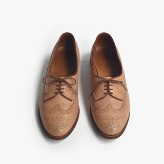 90s 美制孩子之心皮鞋 | Allen Edmonds Wingtip US 6B EUR 36