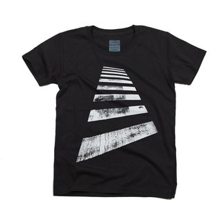 TRAFFIC Series Crosswalk Design T-shirt Unisex XS ~ XL Size Tcollector