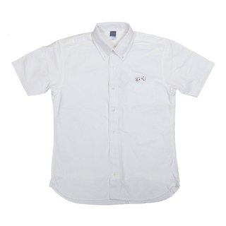 To a gift on Father's Day. Dice Embroidery Oxford Shirt Unisex S ~ XL Size Tcollector