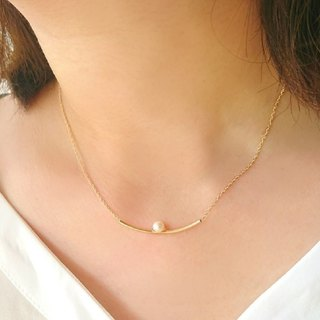 14 kgf, delicate pipes and freshwater pearl necklaces