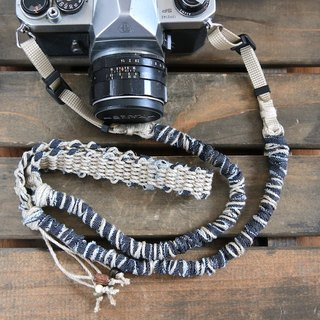 Denim split fabric cloth hemp hemp camera strap / belt type