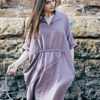 Linen Dress Motumo 16S1