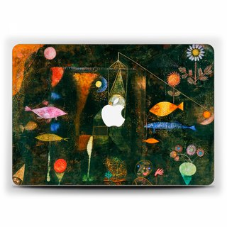 Macbook case 2016 Pro 15 Case Paul Klee MacBook Air 13 Case Fish Magic Macbook 11 Macbook 12 Macbook Pro 15 Retina classic Case hard Plastic 1756