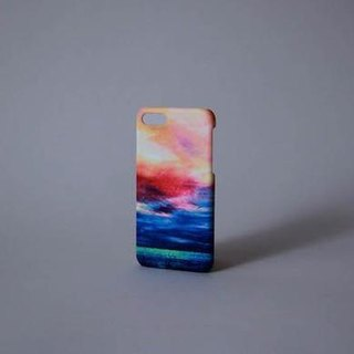 Sky and navy blue sky, smart case | Order production