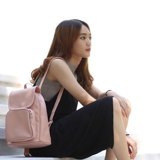 Highestjum backpack (Pink)