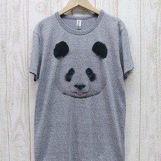ronronPANDA Tee Beh (Heather Gray) / RPT005-GR