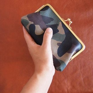 Coin Long wallet Triangle camouflage (camo)