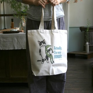 Tote bag Nakayoshi? (Build-to-order manufacturing)