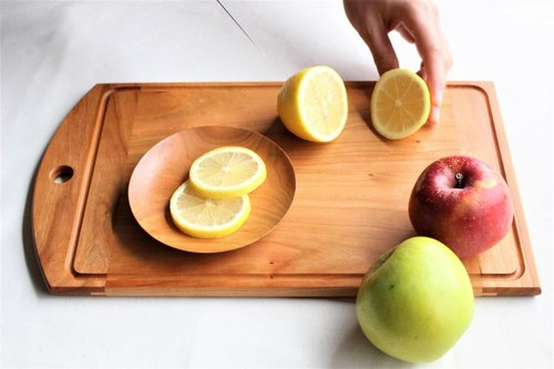 Cutting Board,  Square Type,  Cherry