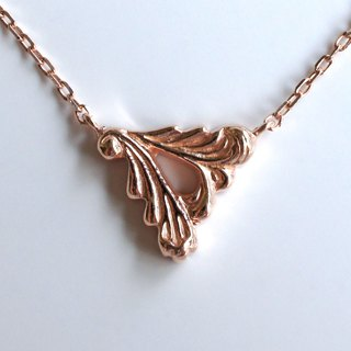 Arabesque · Triangle Necklace