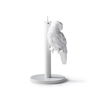 鹦鹉烛台 / Parrot X Candle Holder_single parrot