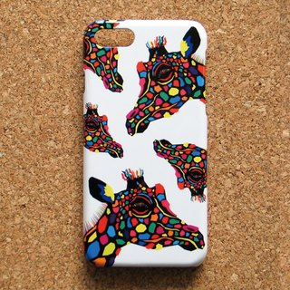 iPhone7 / SE / 6s / 6 / 5s / 5 / 5s / 5c / Android / Samsung / Sony Kyoto Japan Giraffe Original Phone case H3201