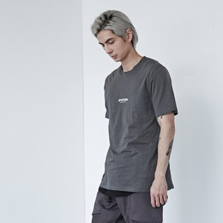 DYCTEAM - Curve Slubbed Fabric Tee