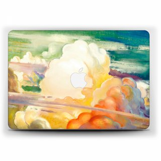 Sky clouds Macbook case Pro 13 2016 Case MacBook 15 Case Macbook 11 fulcolor Macbook 12 Macbook Pro 13 Retina classic art Case Hard Plastic 1819