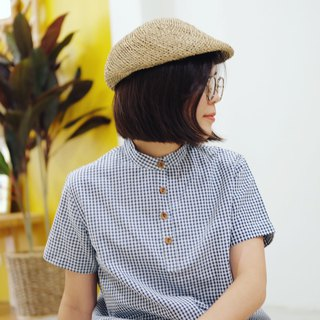 Taru Shorto : Checker (Blue)