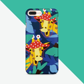 Giraffes - Phone Case