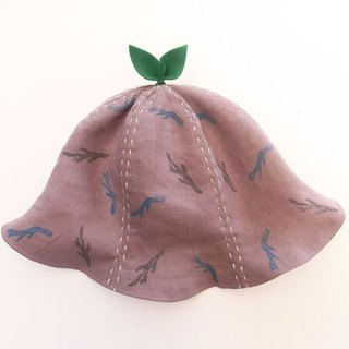 Grow Up! Leaf Hat for Baby & Toddler / Little Branches
