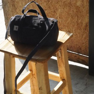 DUFFLE SIZE S - BLACK