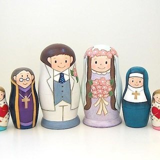 Wedding Matryoshka * Eternal Vow * [3]
