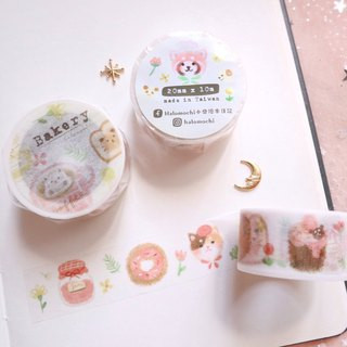 Sweet Collection │ Bakery 纸胶带