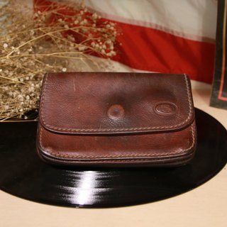 Back to Green:: THE BRIDGE vintage wallet ( WT-12 )