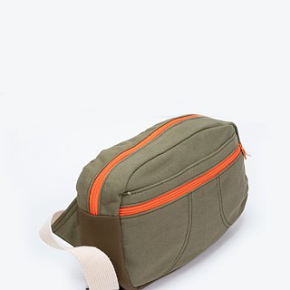 Lucky Belt bag : Lucky Green
