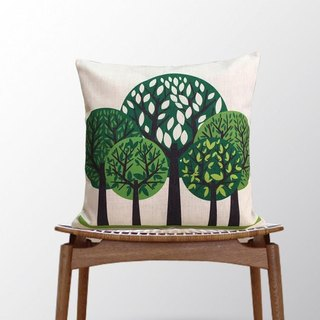 Forest cushion The trees type A
