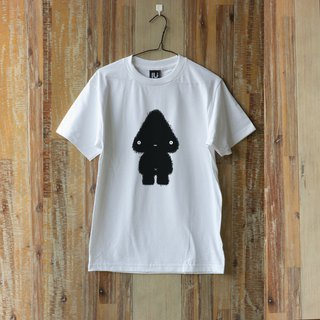 LU Hand screen print T-shirt    (TRIANGLE)        ( S   M   L )