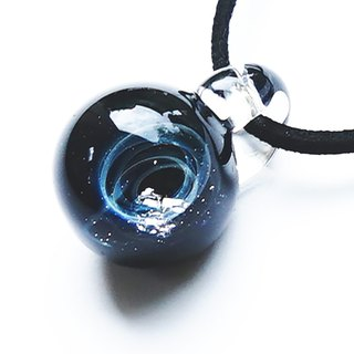 New Meteorite World Gibeon Meteorite Ver 3 Glass Pendant Space Planet Star 【Free Shipping】