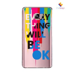 EveryThingWillBeOK Samsung S5 S6 S7 note4 note5 iPhone 5 5s 6 6s 6 plus 7 7 plus ASUS HTC m9 Sony LG g4 g5 v10 手机壳 手机套 电话壳 phonecase