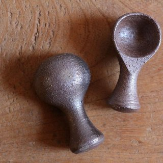 Spoon (for salt pot)
