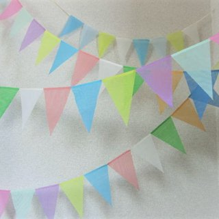 Organdy's Flag Garland