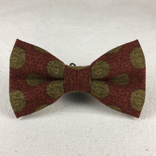 Mr.Tie 手工缝制领结 Hand Made Bow Tie 编号141
