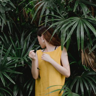 VERBENA - Mustard Yellow / summer clothing