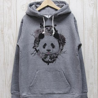 ronronPANDA Parker Flower Frame (Heather Gray) / RPP 006 - GR