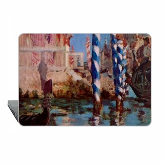 Macbook Pro 15 touch bar Case Impressionist MacBook Air 13 Case Monet Macbook 11 Macbook 12 classic Macbook Pro 13 Retina Grand canal Case